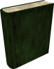 A Mysterious Green Tome